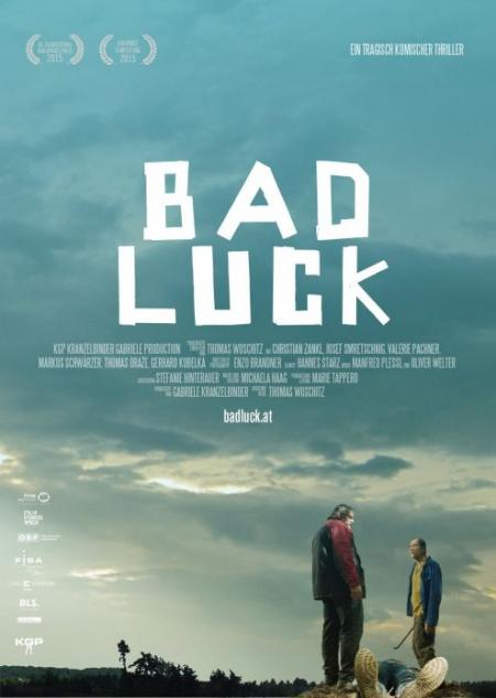 Bad luck - Filmplakat