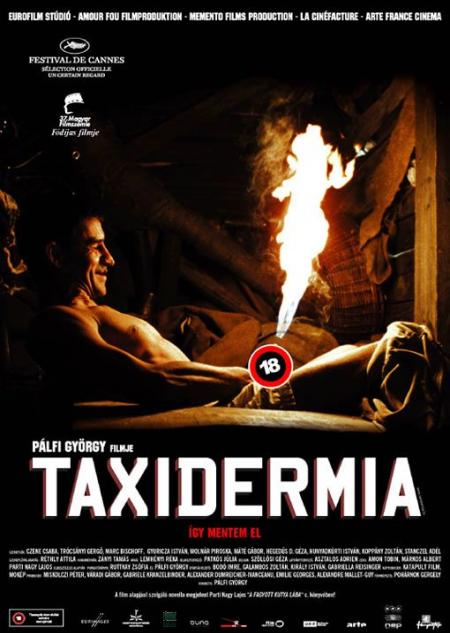 Taxidermia - Filmplakat
