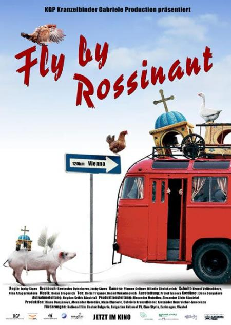 Fly y Rossinant - Filmplakat