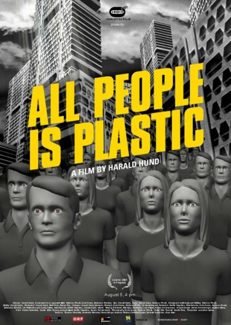 All People Is Plastic - Filmplakat