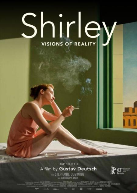 Shirley – Visions of Reality - Filmplakat